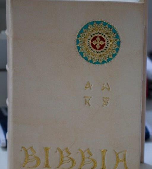 Bibbia - Codice Miniato - ed. Radici