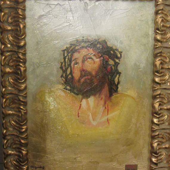 """""""Cristo"""" del Maestro ADGuardigli"""