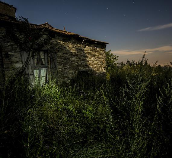 Perdersi nella notte