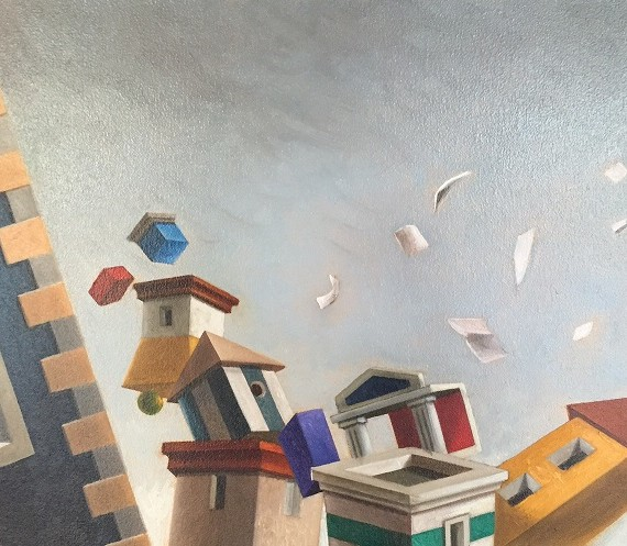 Nell'aria pensieri 3 di Ciro Palumbo