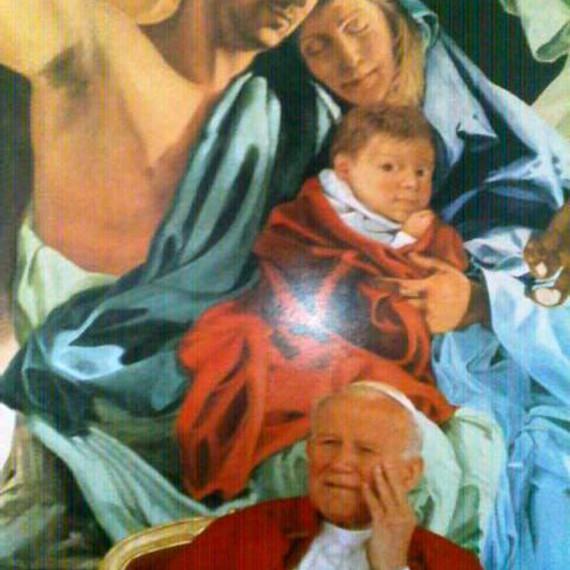 Sacra Famiglia - Memoli